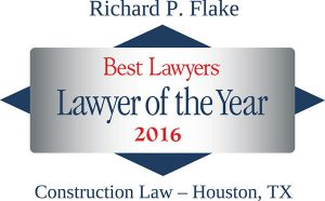 lawyer of the year award Best Lawyers 2016